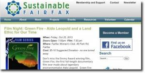 Sustainable Fairfax